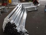 Aluminium Stanchions