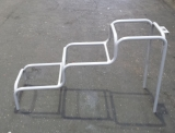 Play Equipment Frame Coated