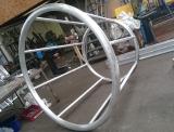 Giant Aluminium Lampshade
