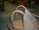 Pipe Roller Frame